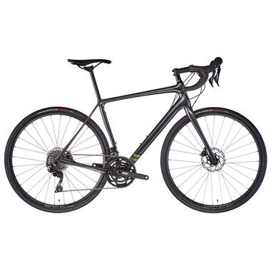 Vélo de Course CANNONDALE SYNAPSE CARBON DISC Shimano 105 34/50 Noir 2021